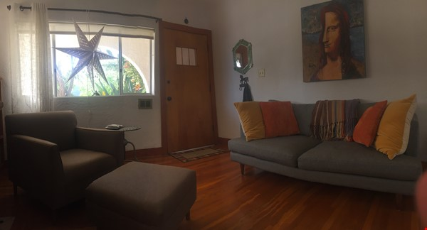 Quiet home for academic or visiting artist Home Rental in San Diego 8 - thumbnail