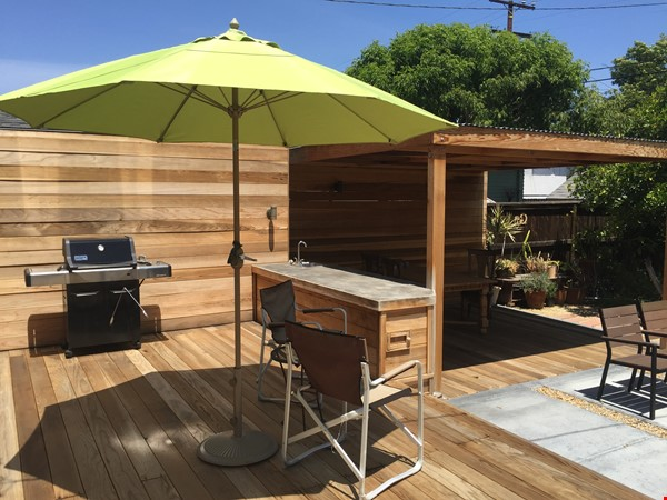 Quiet home for academic or visiting artist Home Rental in San Diego 6 - thumbnail