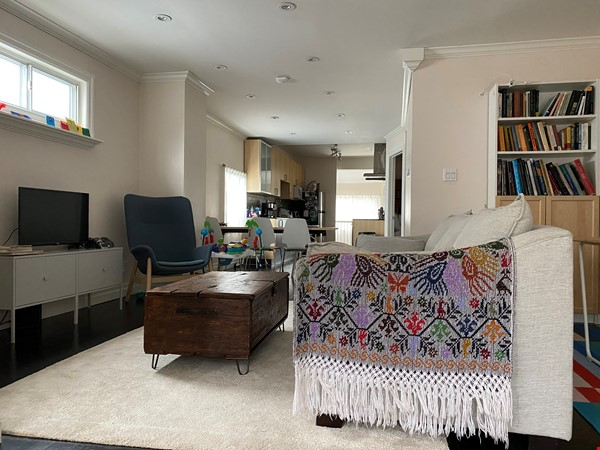 2-BR Renovated Bungalow: Perfect for a family with young kids! Home Rental in Toronto 0 - thumbnail